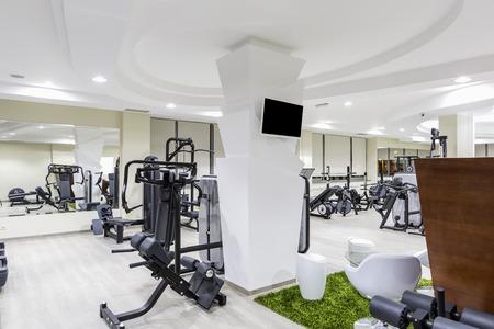 pult: Gym interior