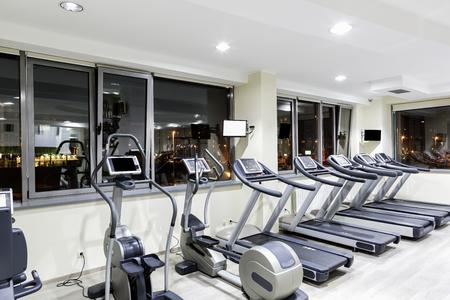 Gym interior Stock Photo - 47686417
