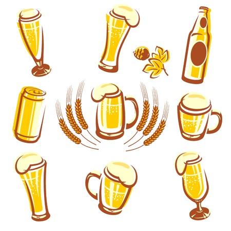 wheat beer: Beer Set