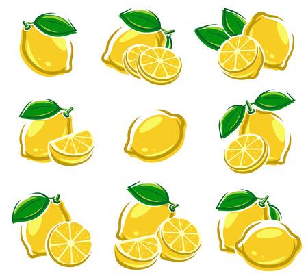 Citron réglé.