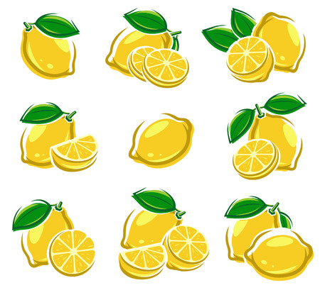 Lemon set.