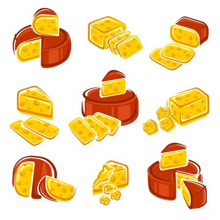 Cheese set.