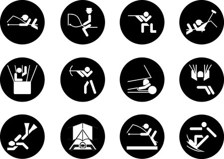 Set on sports subjects. Similar works are in my galleries  photo