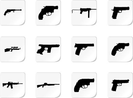 Guns. Stock Photo - 7083532