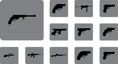 Guns. Stock Photo - 7083539
