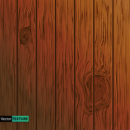 Vector Illustration of  Wooden texture  イラスト・ベクター素材