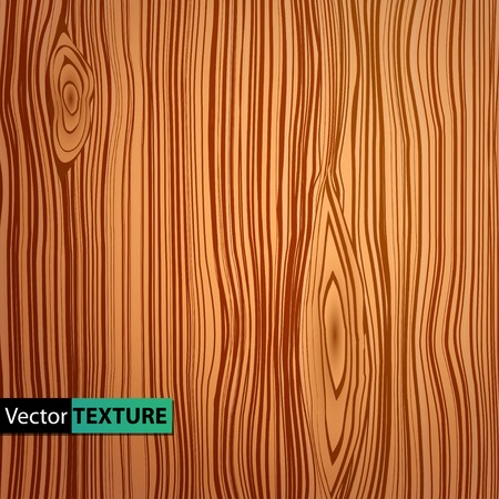 Vector Illustration of  wooden texture Illusztráció