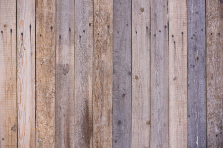 wood abandoned: Photo of brown grunge wood texture with vertical stripes Stock Photo