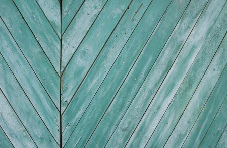 rayures diagonales: Photo de vert texture du bois grunge avec des rayures diagonales