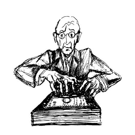 remuneraciÓn: Hombre de negocios en un traje con dinero en mano