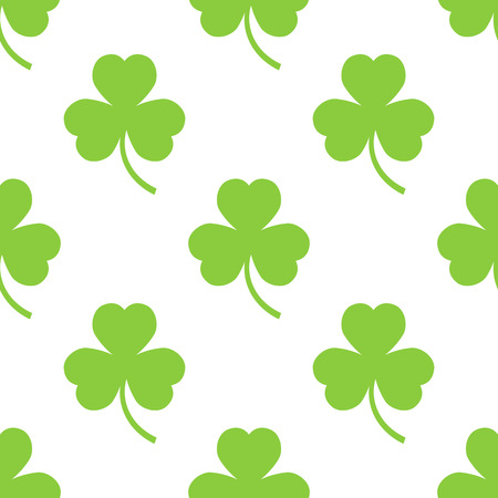 paddys: Clover pattern