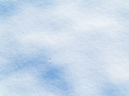 white-blue snow texture and background