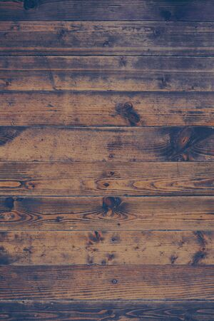 Old wooden wall background or texture. Old Vintage dirty grunge Planked Wood Texture Background. Stock fotó
