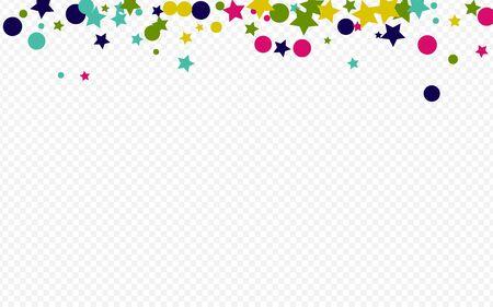 Orange Polka Independence Transparent Background. Flying Shine Illustration. Celebrate Circle Wallpaper. Green Dust Invitation Design.