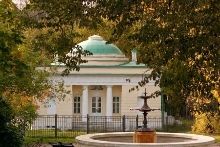 Vlakhernskoye-Kuzminki in Moscow