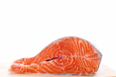 red fish trout or salmon