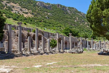 Ancient ruins of Ephesus, Turkey