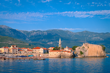 Stari Grad Budva, Montenegro
