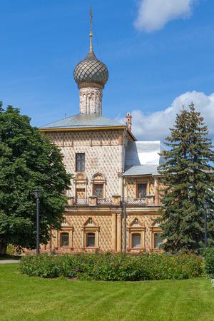 Church Odigitrii in Rostov, Russia