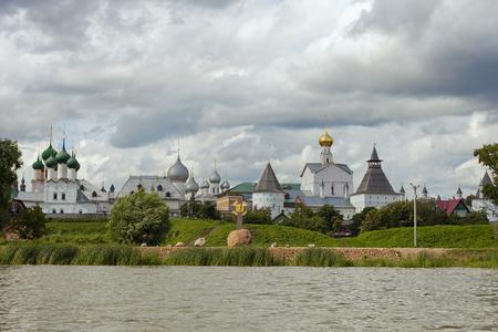 Rostov kremlin panorama