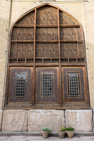 khan: Arg of Karim Khan in Shiraz Stock Photo
