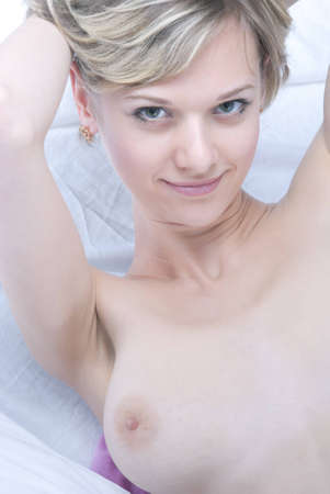 Gorgeous young woman naked Stock Photo - 7508341