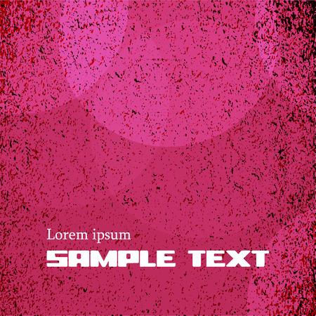 red pink: Grunge red pink background