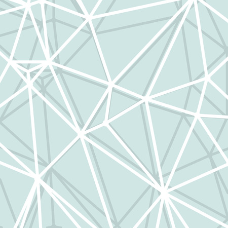 parametric: Abstract light blue background with big lines stripes, abstract connection net concept