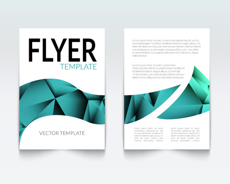 Golden Background Flyer Template Luxury Brochure Book Cover