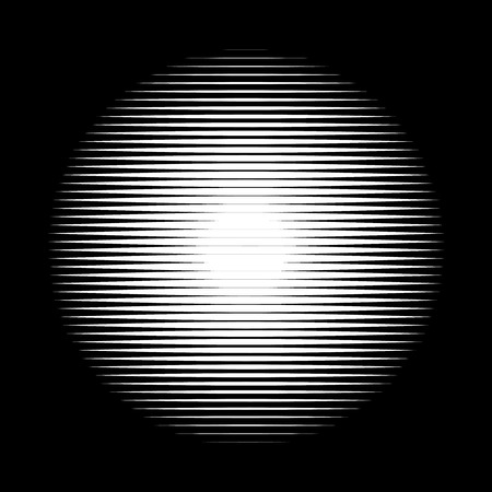 radiating: Parallel Halftone Lines texture, pattern. Oblique lines background Illustration