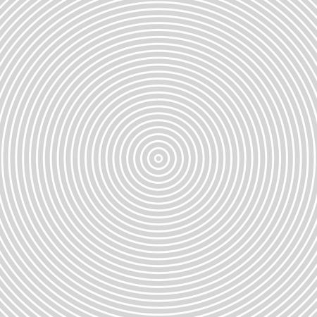 hypnotise: Round Lines. Spiral Volute. Rotating stripes BackgroundVector