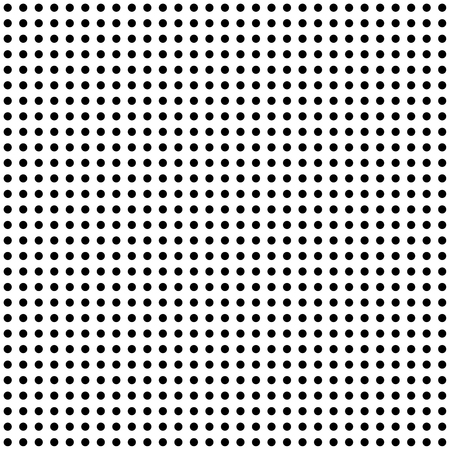 dot surface: Dot Grid Seamless Pattern. Texture for Wallpaper, Pattern Fills, Web Page Background, Surface Textures. Vector Illustration Illustration