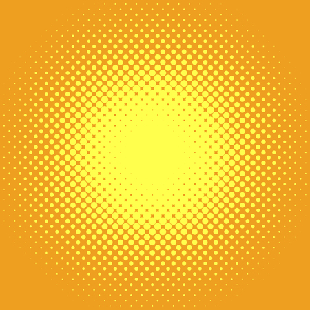 blinding: Retro comic pop background dotted halftone design.