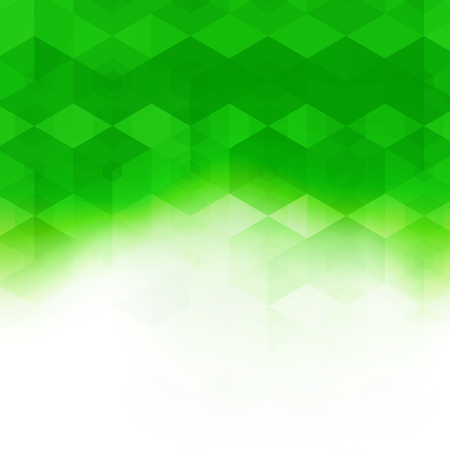 hexagonal shaped: Abstract mosaic hexagonal geometric pattern. Vibrant template. Illustration