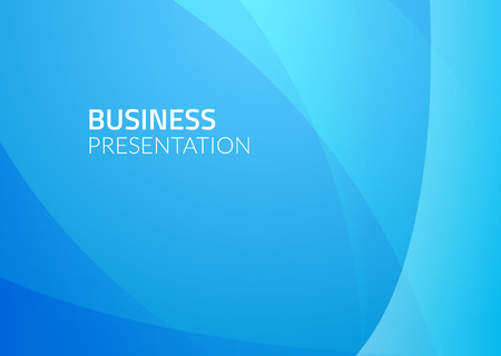 Abstract business vector background. Blue graphic design illustration. Business wallpaper pattern.