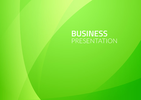 Abstract business vector background. Green graphic design illustration. Business wallpaper pattern.