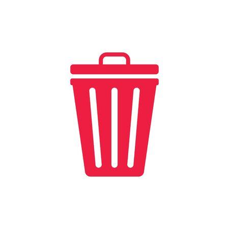 Poubelle poubelle déchets poubelle. Panier poubelle seau vide