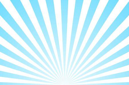 Sun ray retro background vector burst light. Sunrise or sunset retro design.