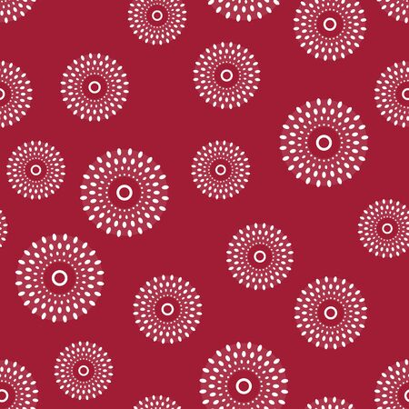 Ethnic bali pattern dress seamless wallpaper tribal background. Batik fabric ornament indonesia