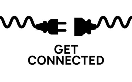 Electric Plug connect concept socket. Get connected or disconnect vector power plug cable illustration Illusztráció