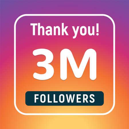 Thank you 3 million followers congratulation subscribe. 3m like follow anniversary