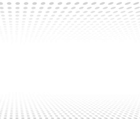 Abstract dot pattern background 3d technology design. Internet vector halftone 向量圖像