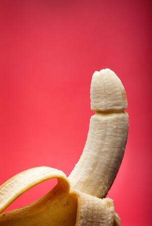 Hot banana Stock Photo - 9491527