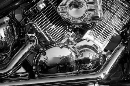 Motorcycle  parts photo