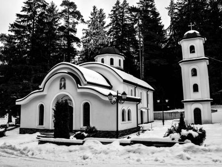 Orthodox Christian Church Stock Photo