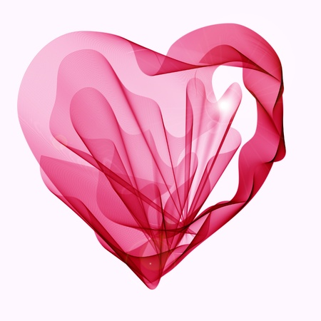 Beautiful Valentine Stock Vector - 11658247