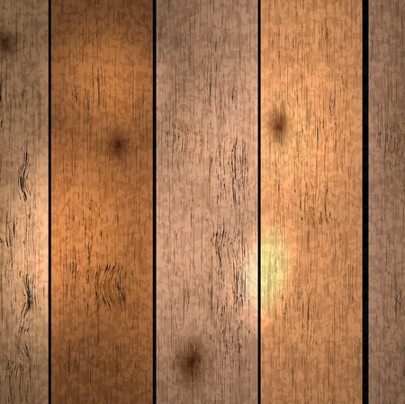 wood texture background, illustration Vector