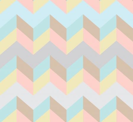 Seamless chevron pattern, beautiful illustration