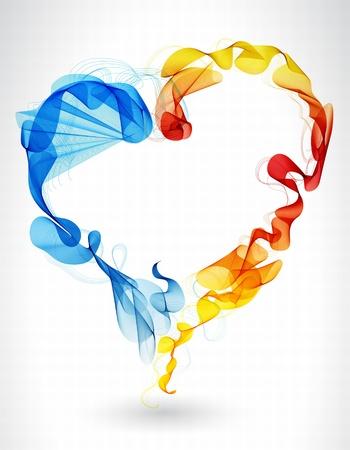 Beautiful Valentine Stock Vector - 17141576