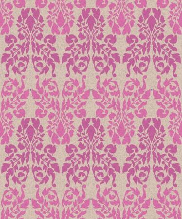 Seamless vintage floral background for design Stock Vector - 20950020